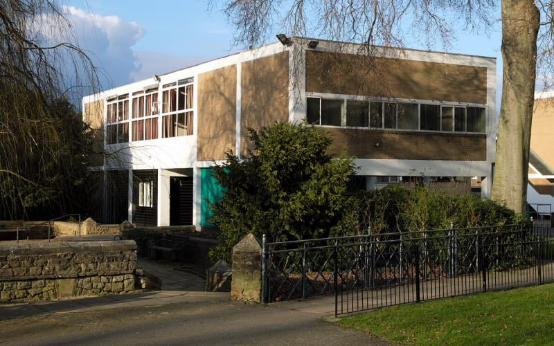 The Outside of Ackroydon Hall for Hire in Wandsworth